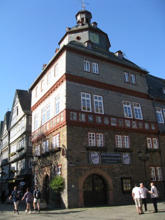 The Herborn Rathaus