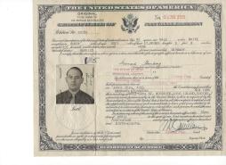 Bernard-Sternberg-naturalization