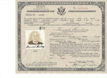 Heinrich-Sternberg-naturalization