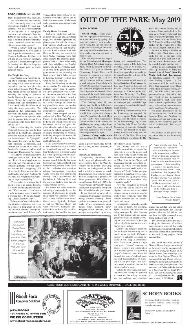 Montague-Reporter Article 2-1