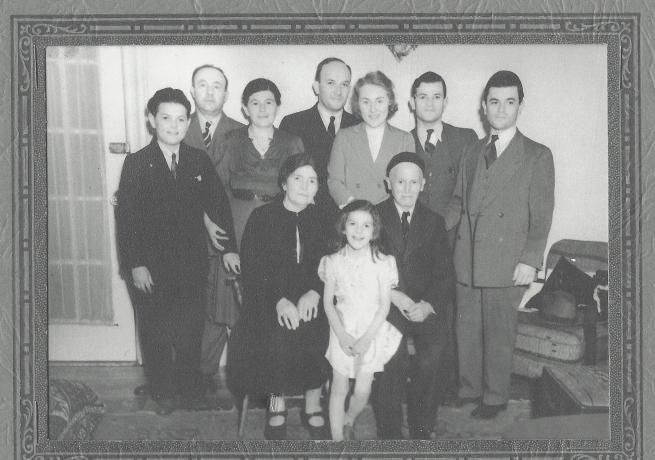 Schoen-Sternberg Family