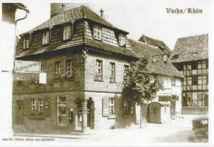 Vacha-Postcard 1-1920s
