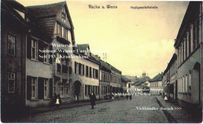 Vacha-street of Grandparents