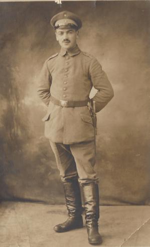 Ludwig Rosenthal, WW1