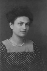 Betty Stern nee Loewenstein