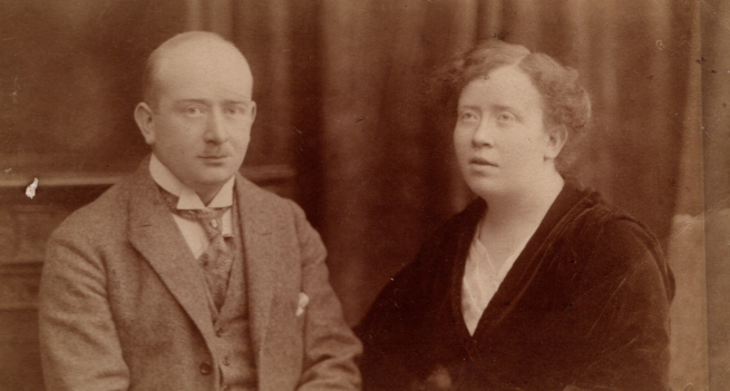 Jacob and Frieda Fuchs