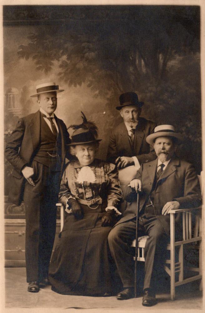The Fuchs Family