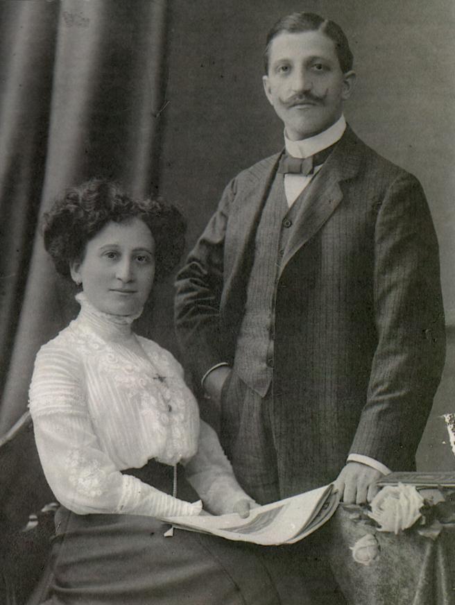 Ida and Max Sternberg