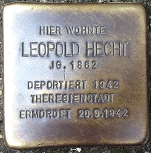Stolpersteine_Herborn_Hauptstraße__Hecht