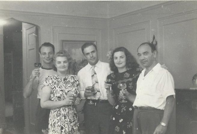Rosenthal Family