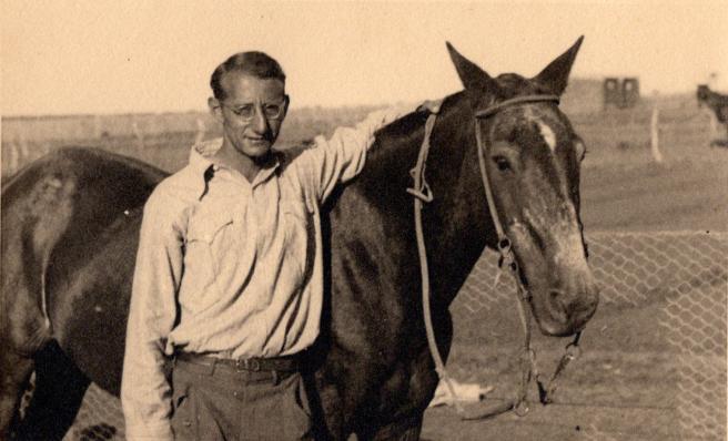 Fritz Fuchs in Argentina